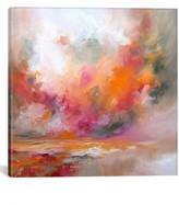 iCanvas 'Color Burst' Giclee Print Canvas Art