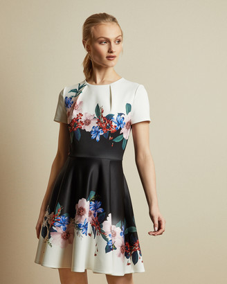 Ted Baker HOOTO Jamboree skater dress