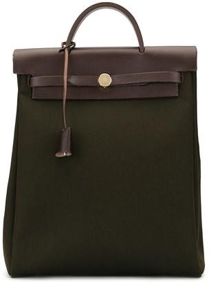 Hermes pre-owned Her Bag Ado PM backpack hand bag
