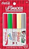 Bonne Bell Lip Smacker Liquid Lip Smacker - Coca Cola Party Pack (Pack of 2)