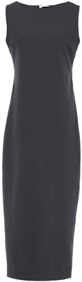 The Row Erin Scuba Midi Dress