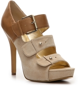 Nine West Raindate Pump - Beige/Camel