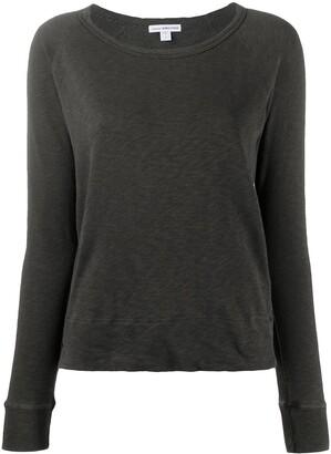 James Perse long-sleeve T-shirt