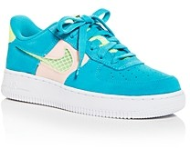 Nike Unisex Air Force 1 LV8 Low Top Sneakers - Big Kid