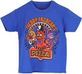 Character Boys' Five Nights At Freddy's Short Sleeved T-shirt