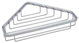 Franklin Brass Large Corner Caddy, Bright Stainless Steel