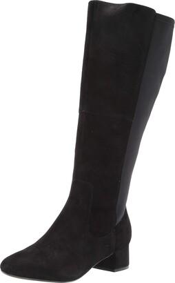 Clarks Women's Marilyn Abby Wide Calf Knee High Boot