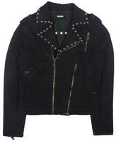Hudson Studded Moto Jacket (Big Girls)