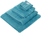 Designers Guild Coniston Towel - Turquoise - Face Cloth