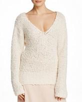 Elizabeth and James Wyatt Textured Sweater