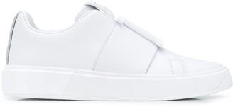 Balmain B-Court slip-on sneakers