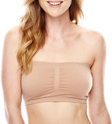 JCPenney Ambrielle Seamless Bandeau Bra
