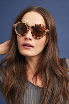 Anthropologie Apfel Tortoise Sunglasses