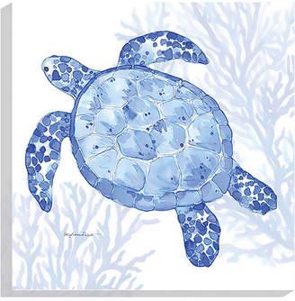 "Paragon Turtle- Gallery Wrap Wall Art, 36"" x 36"""