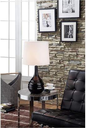 "25"" Nisha Ceramic Table Lamp"