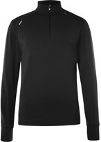 Soar Running - Stretch-Jersey Mid-Layer Top