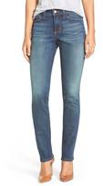 NYDJ Samantha Oak Hill Stretch Slim Straight Leg Jean (Petite)