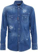 DSQUARED2 Western Denim Shirt