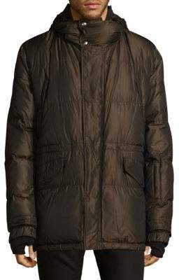 Dolce & Gabbana Quilted Down-Filled Jacket