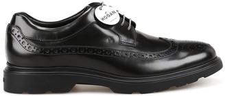 Hogan H393 Derby Brogue Shoes