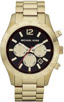 Michael Kors 'Large Layton' Chronograph Watch