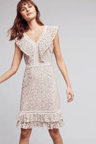 Anthropologie Endless Lace Dress