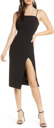 Bardot Eliana Knee Length Cocktail Dress