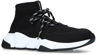 Balenciaga Lace-Up Speed Sneakers