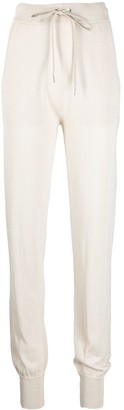 Eleventy Knitted Drawstring Trousers