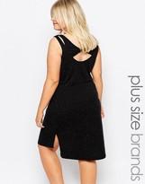 Junarose Twist Back Dress