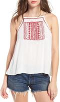 Band of Gypsies Moroccan Embroidered Cami