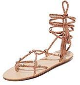Loeffler Randall Women's Bo Wrap (Rhinestones) Sandal
