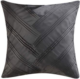 Vince Camuto Lyon Square Signature V Pleated Pillow
