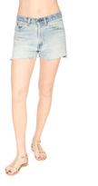 What Comes Around Goes Around Jean Cutoff Shorts