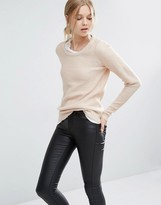 Vila Round Neck Sweater