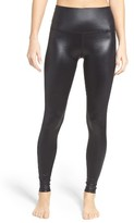 Beyond Yoga Women's Glossy High Waist Leggings