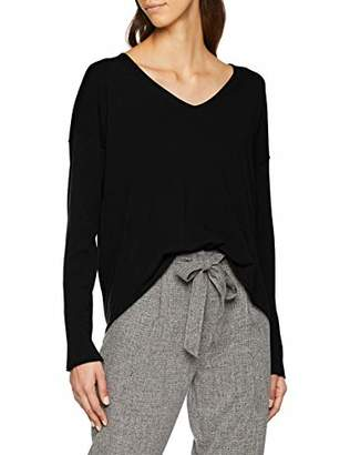 Benetton Women's V Neck Sweater L/s Jumper,Medium
