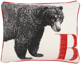 Thomas Paul B Bear Pillow