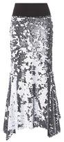 Maticevski Starry Night sequined skirt
