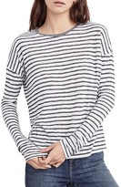 Velvet by Graham & Spencer Micah Striped Tee