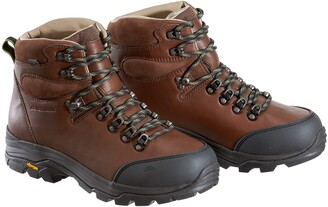 Kathmandu Tiber Men's ngx Leather Hiking Boots
