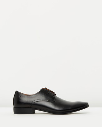 Double Oak Mills Charles Leather Derby