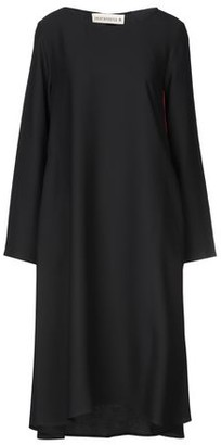 SHIRTAPORTER Knee-length dress