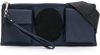 MM6 MAISON MARGIELA multi-pockets belt bag