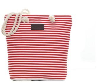 Samanthajane Clothing Womens Ladies Canvas Beach Tote Fashion Bag Shopping Bag Handbag (15)