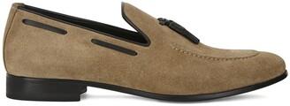Giuseppe Zanotti Thymus suede loafers