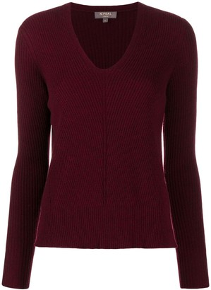 N.Peal Side Slit Jumper
