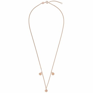 Cluse Women Gold Plated Pendant Necklace - CLJ20012
