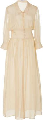 Deitas Karen Organza Maxi Dress