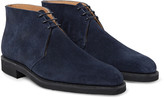 George Cleverley - Nathan Suede Chukka Boots